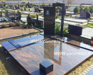Tragiškai žuvusio Remigijaus Proškevičiaus kapas-